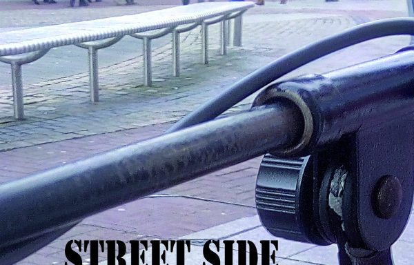 Nigel Ball – Street Side Itinerant – 07 – No Matter